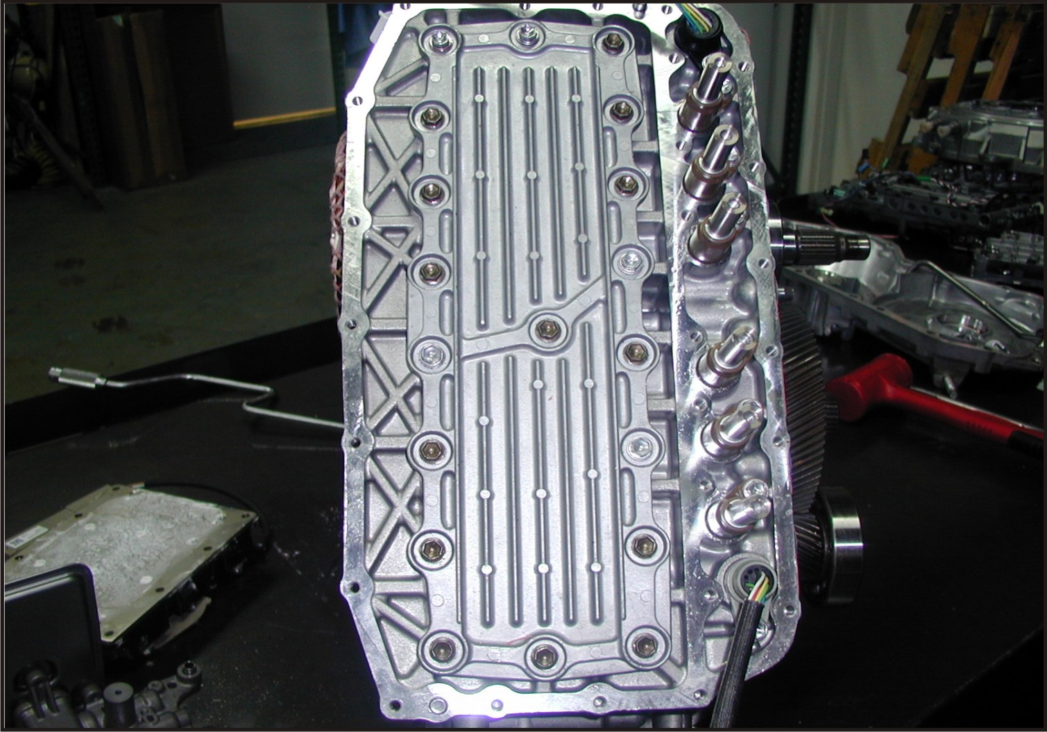 ATSG Ford Escape Hybrid Preliminary Information - Figure 29