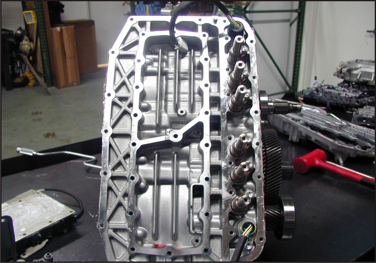 ATSG Ford Escape Hybrid Preliminary Information - Figure 30