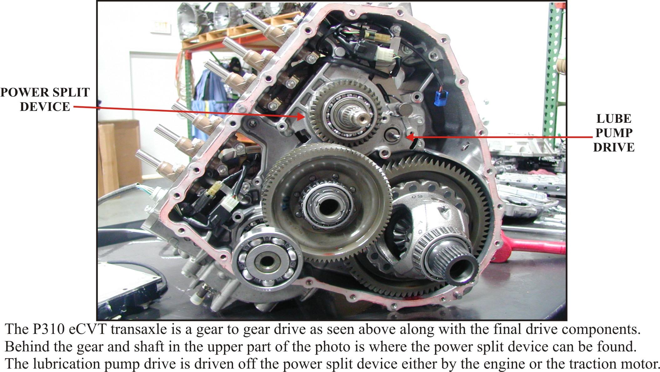 ATSG Ford Escape Hybrid Preliminary Information - Figure 35