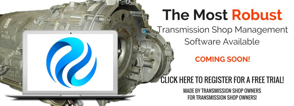 ATSG Transmission Management Shop Software