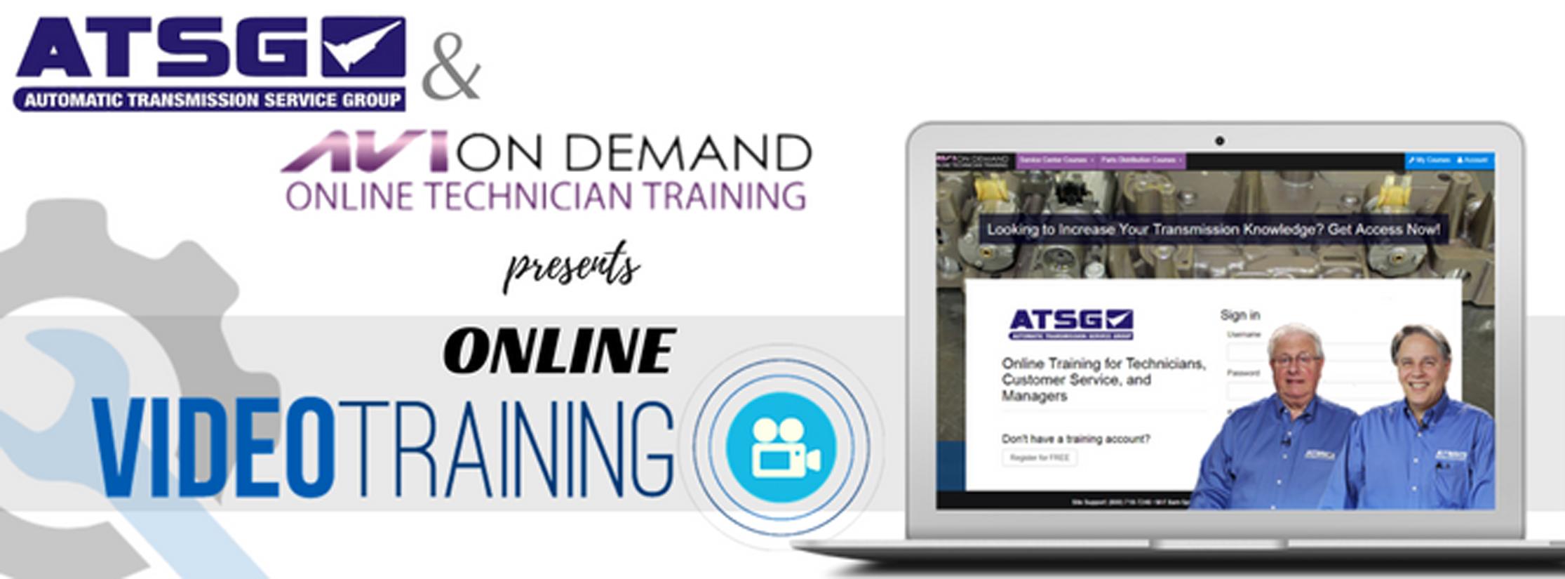 ATSG & AVI Video Training Series