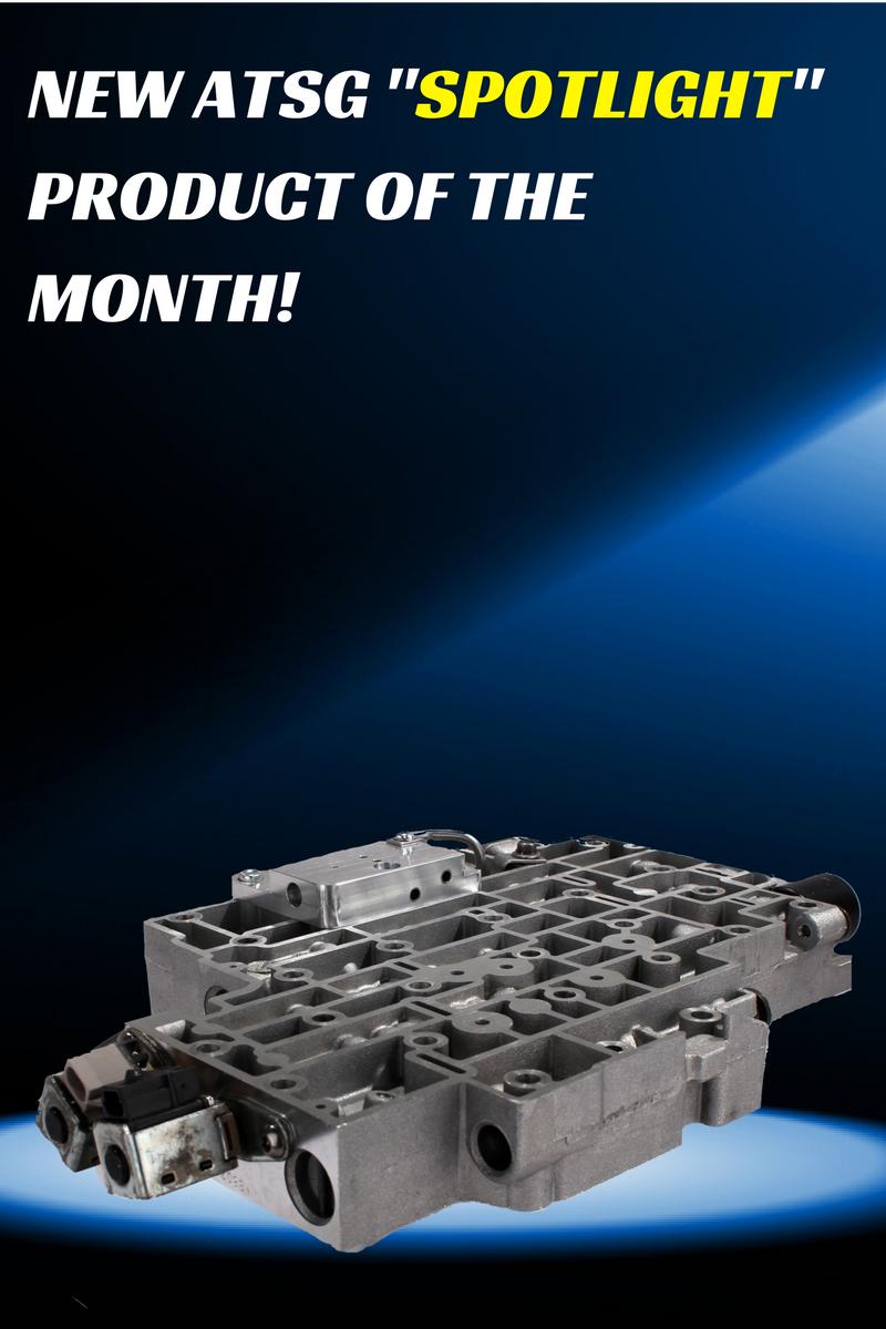 Sonnax Smart-Tech® Overrun Clutch Valve Kit